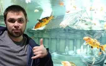 Экскурсия в Севастопольский Аквариум