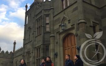 экскурсия в воронцовский дворец
