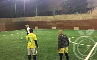игра в футбол во время реабилитации