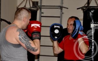 Роль бокса в лечении наркотической зависимости