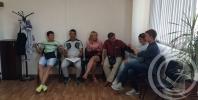 Открытие группы взаимопомощи зависимым в Севастополе