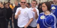 """Участие в акции """"Севастополь против наркотиков!"""""""