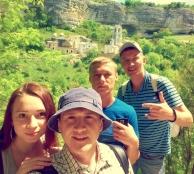 Поездка в Чуфут-Кале и реабилитация в Крыму